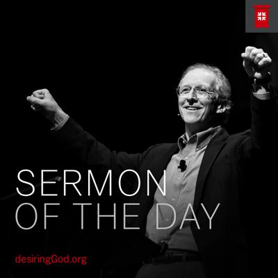 One classic John Piper sermon or conference message for each day of the year, based on listeners' recommendations and feedback. Piper is founder and teacher of desiringGod.org and is author of more than 50 books. His sermons, books, articles, and more are available free of charge at desiringGod.org.