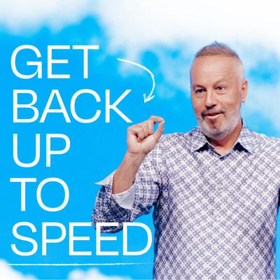 Cover art for Get Back up to Speed