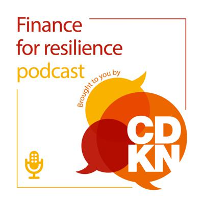 Finance for resilience brought to you by CDKN