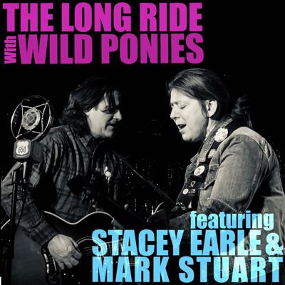 Cover art for Episode 5 - Stacey Earle and Mark Stuart