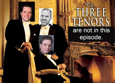 Cover art for Sidenote Series Episode 8: Tim DeBoer and Peter Lipari on Opera