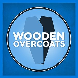 Cover art for An Announcement from Wooden Overcoats