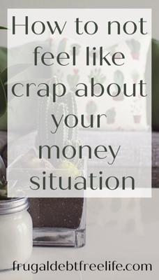 Cover art for Episode 16: How to not fee like crap about your money situation