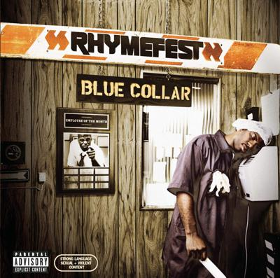 Cover art for Vol. 132: Brand New (Rhymefest and Kanye West)