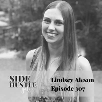 Cover art for Episode 307 | Lindsey Aleson of Blog Me Lovely