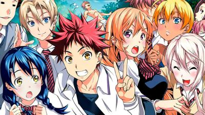 Cover art for INTRODUCING... FOOD WARS: AFTERWATCH!