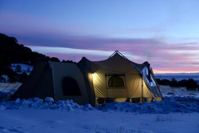 Cover art for #56: Update on Brian's Winter Camping, Craig's Redefined Value Set Derived From Nomadic Living