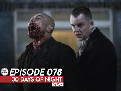Cover art for 078: 30 Days of Night (2007)