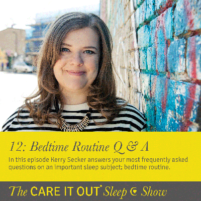 Cover art for Ep 12: Bedtime Routine Q & A