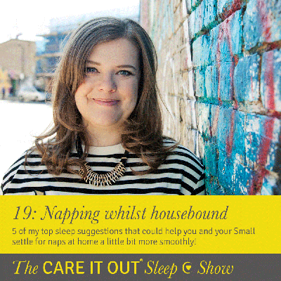Cover art for Episode 19: Napping whilst housebound
