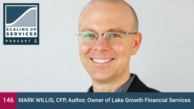 Cover art for Mark Willis, CFP, Author, Owner of Lake Growth Financial Services