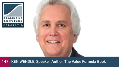 Cover art for Ken Wendle, Speaker, Author, The Value Formula Book
