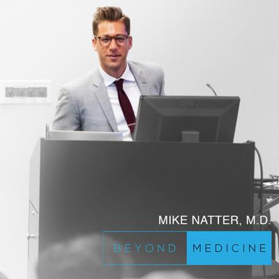 Cover art for 031 - #MEDsession - Mike Natter, MD - Art and Medicine