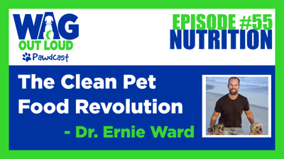 Cover art for The Clean Pet Food Revolution