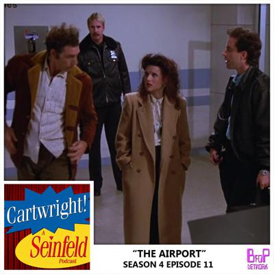 Cover art for Episode 11 - The Airport (Season 4)