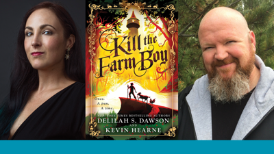 Author Interview: Delilah S. Dawson & Kevin Hearne