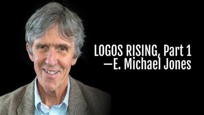 Cover art for Logos Rising: Part One with Patrick Coffin