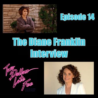 Cover art for Episode 14: The Diane Franklin Interview