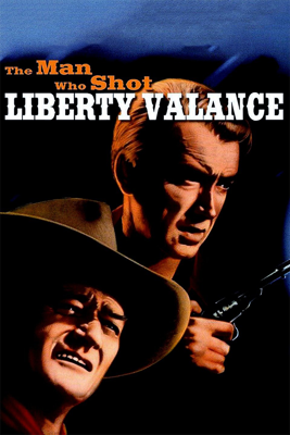 Cover art for Episode 25 - Triggered By Liberty Valance