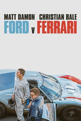 Cover art for Episode 27 - Pursuing Perfection in Ford v Ferrari