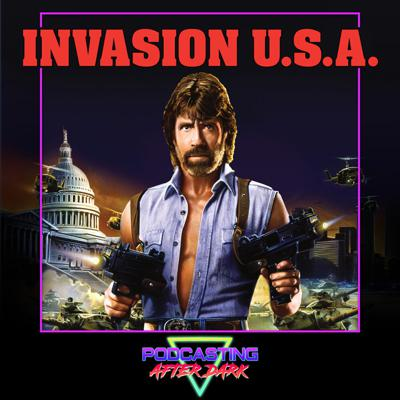 Cover art for Invasion U.S.A. (1985)