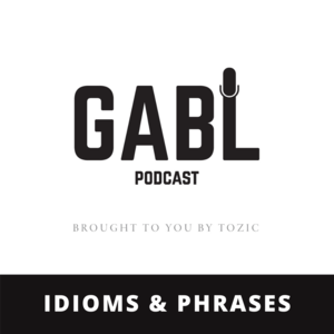 Cover art for GABL 14: Idioms and Phrases