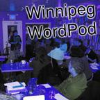 Cover art for June 27 2008 Winnipeg Slam poetry final. First Round.