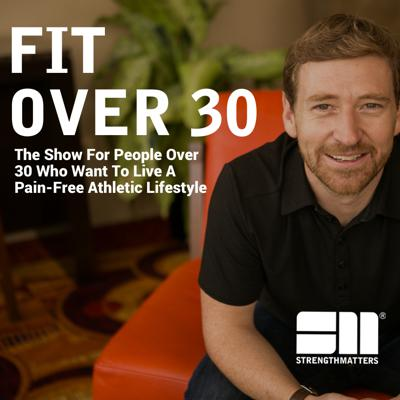 Join the Strength Matters team on the Fit Over Thirty Podcast as they share with you the key insights, principles, news and strategies that help people over 30 lose weight, get stronger, and live better.