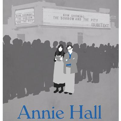 "Cover art for Love and Nostalgia in Woody Allen's ""Annie Hall"""
