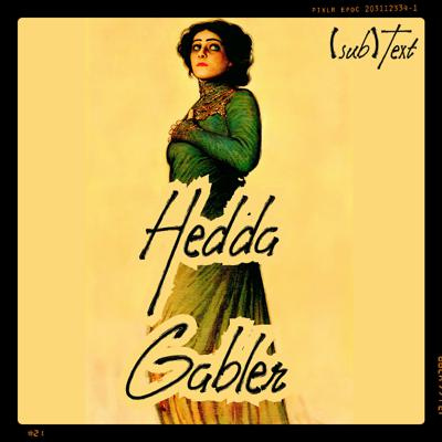 "Cover art for Against Specialization in Ibsen's ""Hedda Gabler"""