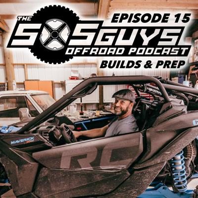 Cover art for Episode 15: Builds & Prep